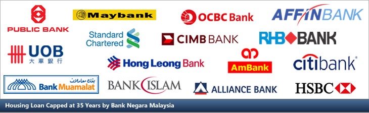 Housing Loan Capped at 35 Years by Bank Negara Malaysia